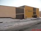 Novodvorská 1133 garáž, Třebíč